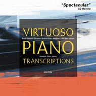 Transcriptions virtuoses pour piano