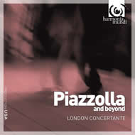 Piazzolla & Beyond <br />