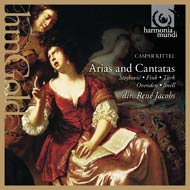 Airs et Cantates op.1<br />
