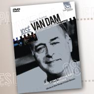 Jose Van Dam, chanteur & professeur<br />