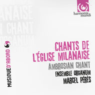Chants de l'Eglise milanaise