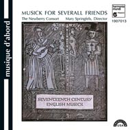 Musick for severall friends