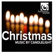 Christmas, music by candlelight