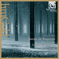 Sonate de Requiem. Trio avec piano