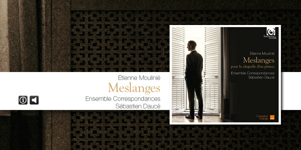 Moulinié: Meslanges