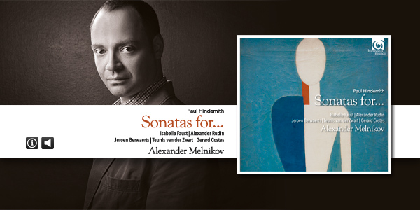 Hindemith / Sonatas for...