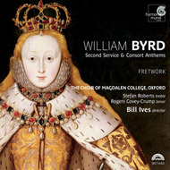 The Second Service & Consort Anthems
