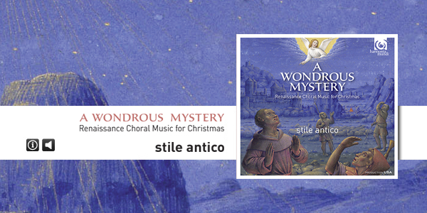 Renaissance Choral Music for Christmas