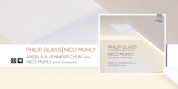 Philip Glass, Nico Muhly