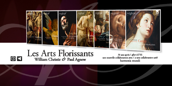Les Arts florissants