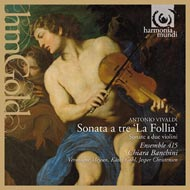 Sonate a tre 'La Follia'. Sonate a due violini